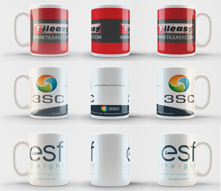 Corporate and Business Mugs