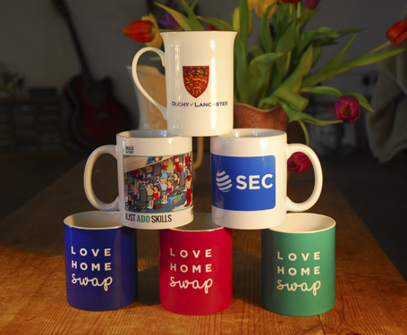 We Can Design You Your Customized Printed Mugs From The Ground Up Or We Can  Just Use Your Own Customized Ideas Or Logos The Same As Our Logo Mugs Or ...